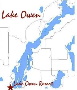 About Lake Owen