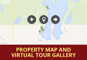 Property Map and Virtual Tour Gallery